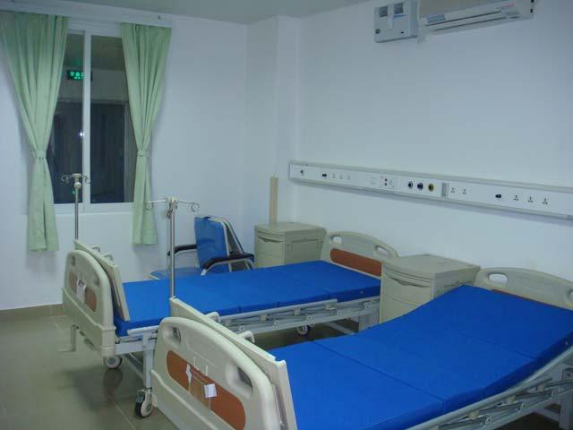 温馨舒适的病房